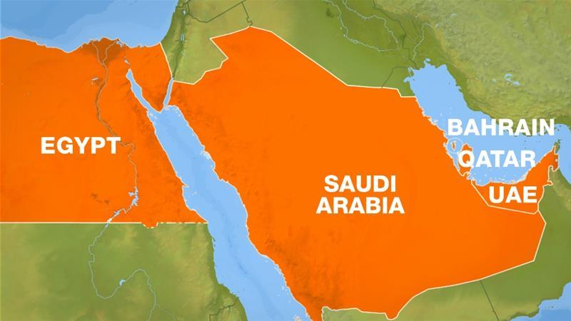Saudi arabia uae egypt bahrain cut ties to qatar horn diplomat dispute over qatar news agency hack spirals with saudi pulling qatari troops from yemen as diplomatic ties are severed publicscrutiny Gallery