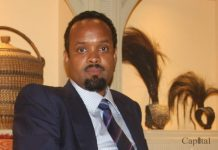Ahmed Shide, Ethiopia Finance minister