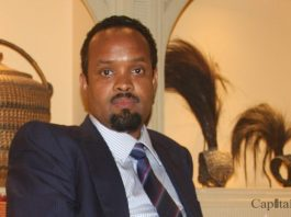Ahmed Shide, Ethiopia Finance minister