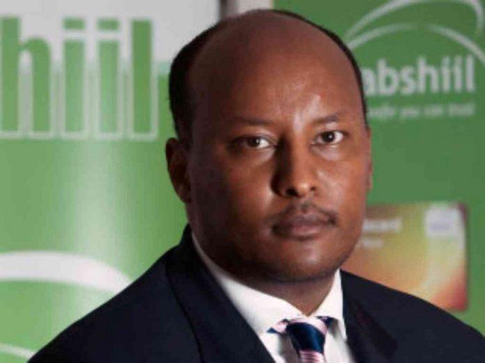Dahabshiil CEO Abdulrashid Duale. /FILE
