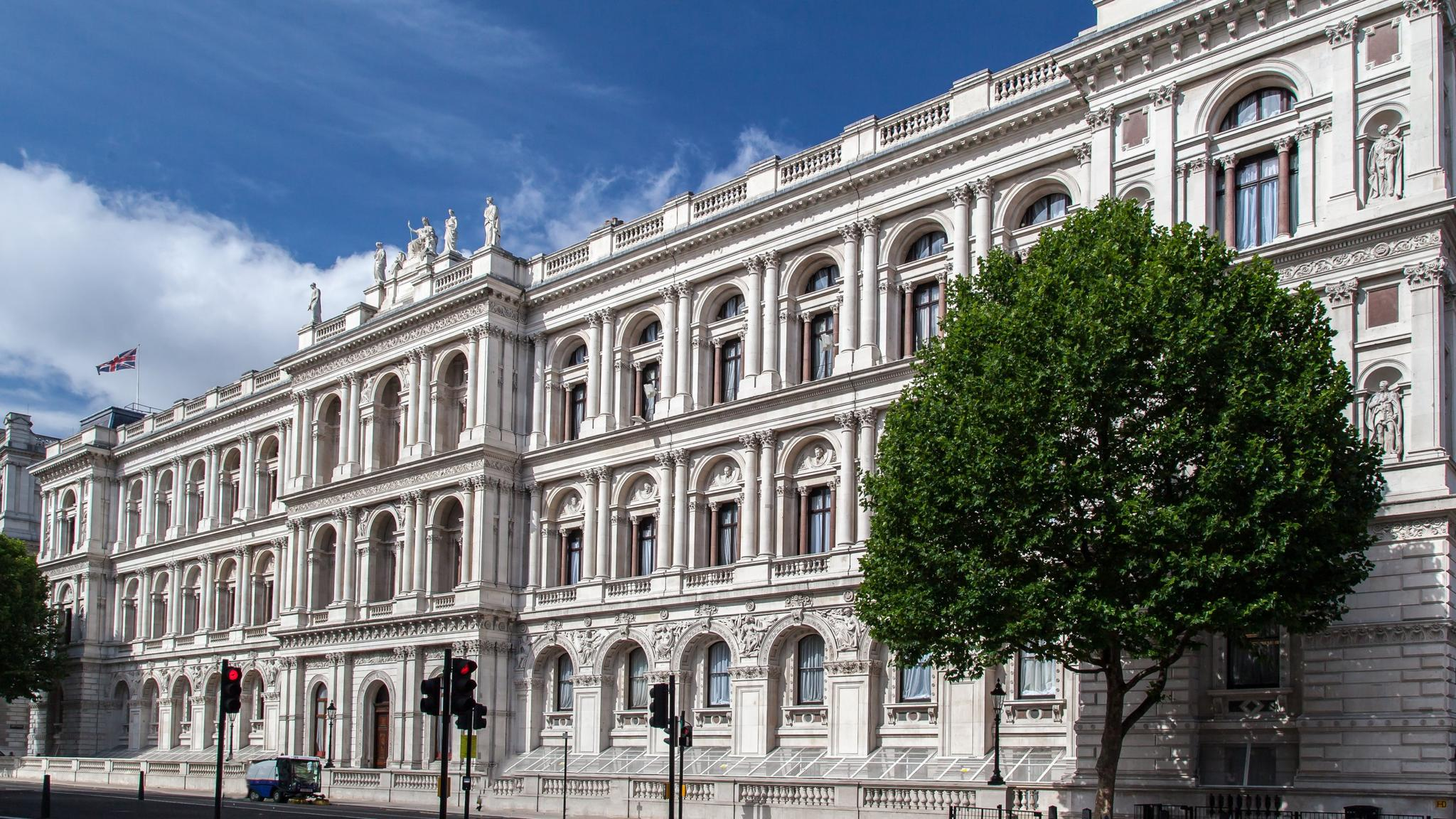 Britain Foreign Amp Commonwealth Office Clarifies Position
