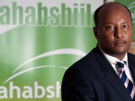 Abdirashid Duale is the CEO of Dahabshiil