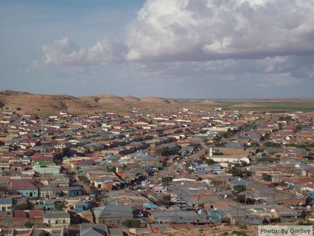 Somaliland:Residents of Lasanod in Sool enjoy better