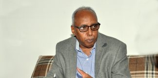 Djibouti Ports and Free Zones Authority Hassan Abdillahi Waberi