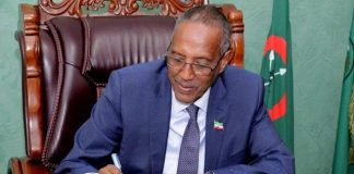 Somaliland President Muse Bihi Abdi Appoints and sacks government officials