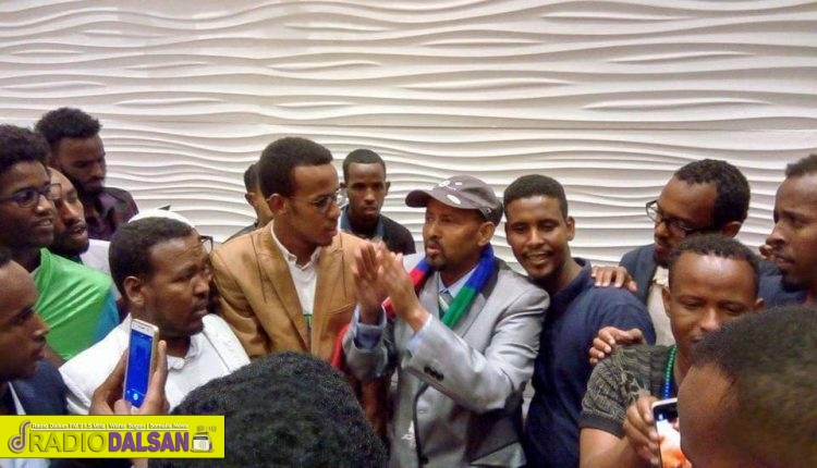 Ethiopia:ONLF delegation arrives in Addis Ababa - Horn Diplomat