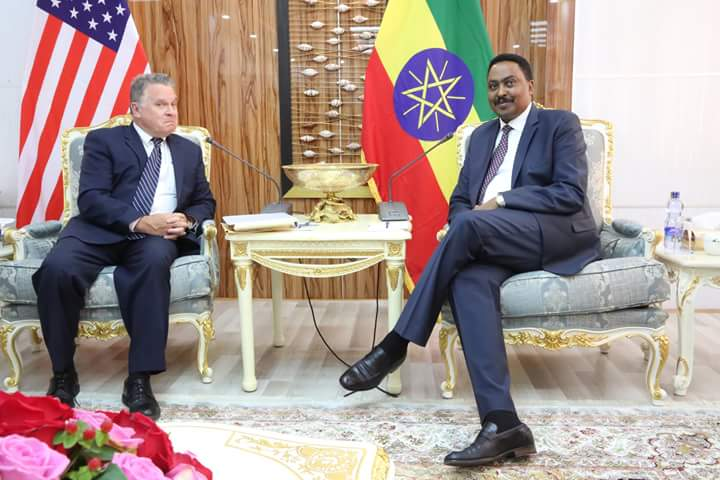 Ethiopia, US keen to advance cooperation