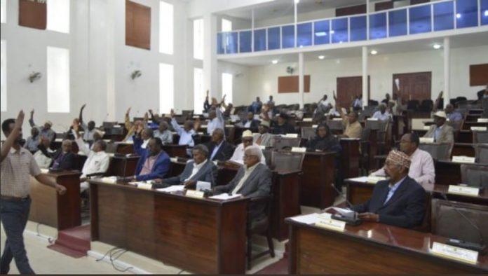 Somaliland House of Representatives