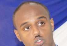 Guleid Ahmed Jama is a human rights lawyer based in Hargeisa, Somaliland.