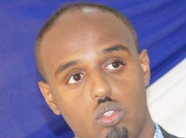 Guleid Ahmed Jamais a human rights lawyer based in Hargeisa, Somaliland.