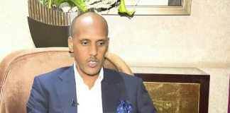 Ethiopian Somali People's Democratic Party elects new regional President in Somali region of Ethiopia Mustafa Muhumed Omer