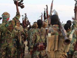 Suspected al-Shabab militants ambush Somali forces outside Mogadishu