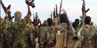 Suspected al-Shabab militants ambush Somali forces outside Mogadishu