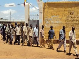 """Somali regional state in Ethiopia has officially announced the closure of its main prison facility, """"Jail Ogaden"""" located in the capital, Jijiga."""