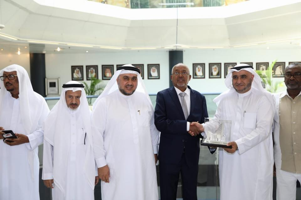 Saudi business tycoon eyeing investment in Somaliland - Horn Diplomat
