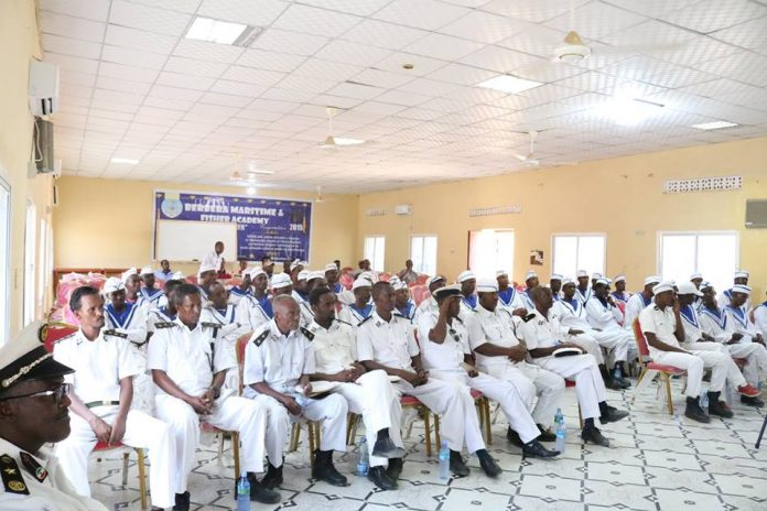 Safety training course for Somaliland Coast Guard takes off in Berbera