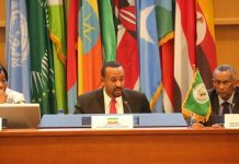 Ethiopian PM chairs the 33th Extra-ordinary session of IGAD's Heads of State and Government