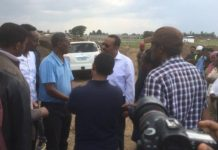 Ethiopian PM Visits Agro-Industry Park, Transformation Center In Oromia