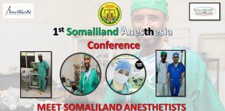 Incision Somaliland is arranging First Somaliland Anesthesia Conference