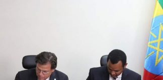 Ethiopia signs Host Country Agreement with Global Green Growth Institute