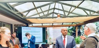 Somaliland Representative to Kenya attends Presentation of Marine Crimes in the Horn of Africa