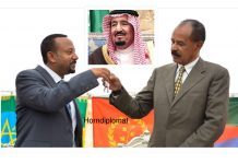 Jeddah Will Host trilateral summit between Saudi Arabia,Ethiopia and Eritrea Photo by Horndiplomat
