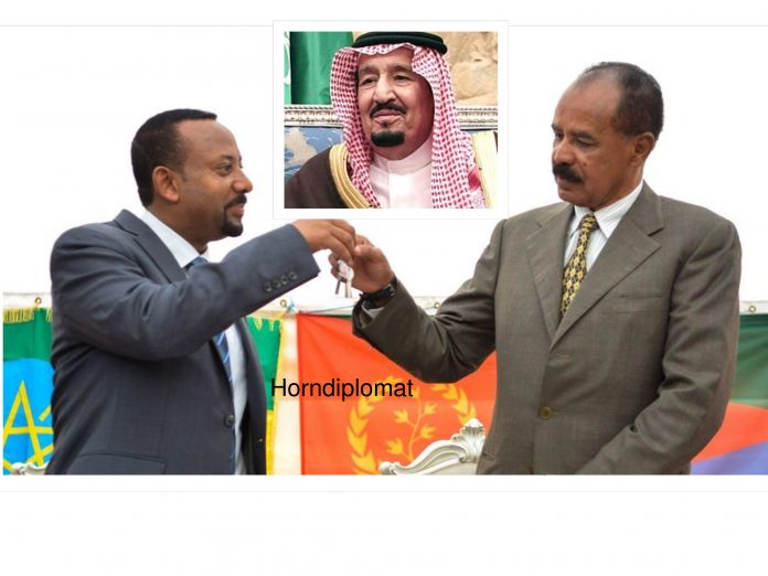 Jeddah Will Hosttrilateral summit between Saudi Arabia,Ethiopia and Eritrea Photo by Horndiplomat
