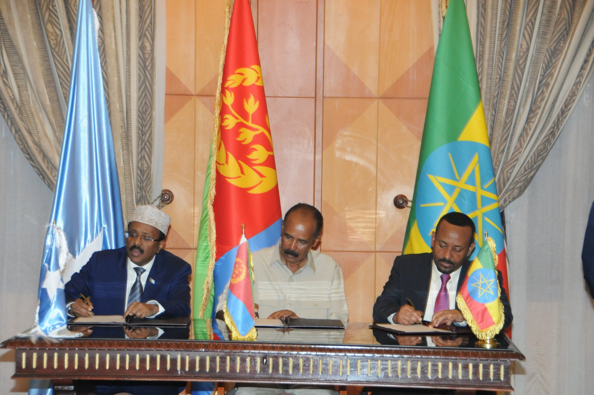 Ethiopia to set up a base in Somalia after Amisom departs - Horn