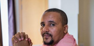 Jawar Mohammed, a prominent Oromo activist and director of the United States-based Oromia Media Network (OMN)returned to Ethiopia in August after the country withdrew coup plotting charges it had filed against him in 2017 Jawar Mohammed, a prominent Oromo activist and director of the United States-based Oromia Media Network (OMN), returned to Ethiopia in August after the country withdrew coup plotting charges it had filed against him in 2017 (AFP Photo/Maheder HAILESELASSIE TADESE)