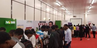 M-BIRR Career expo photo
