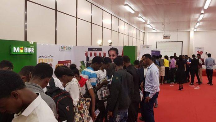 M-BIRR Career expo photo