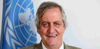 UN Secretary-General António Guterres Appoints of Nicholas Haysom as his Special Representative for Somalia