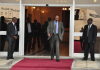 President Isaias Afwerki left for Saudi Arabia in the afternoon hours of today, 15 September.
