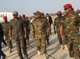 Ethiopian, Eritrean leaders officially reopen Border after 20 years