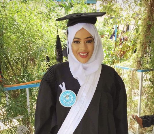 After Days of C-Section Surgery Naima's Celebrated Her Graduation + Inspire Story