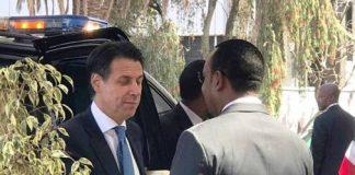 Italian Prime Minister Concludes Visit To Ethiopia