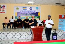 Somaliland Coast Guard enhances Technical Maintenance and Equipment skills