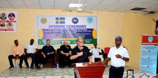 Somaliland Coast Guard enhances Technical Maintenance and Equipment skills