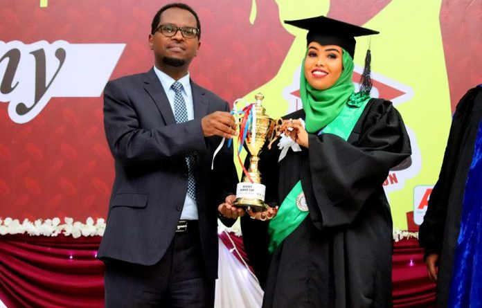 Somaliland: New Generation University Graduates over 513 Students