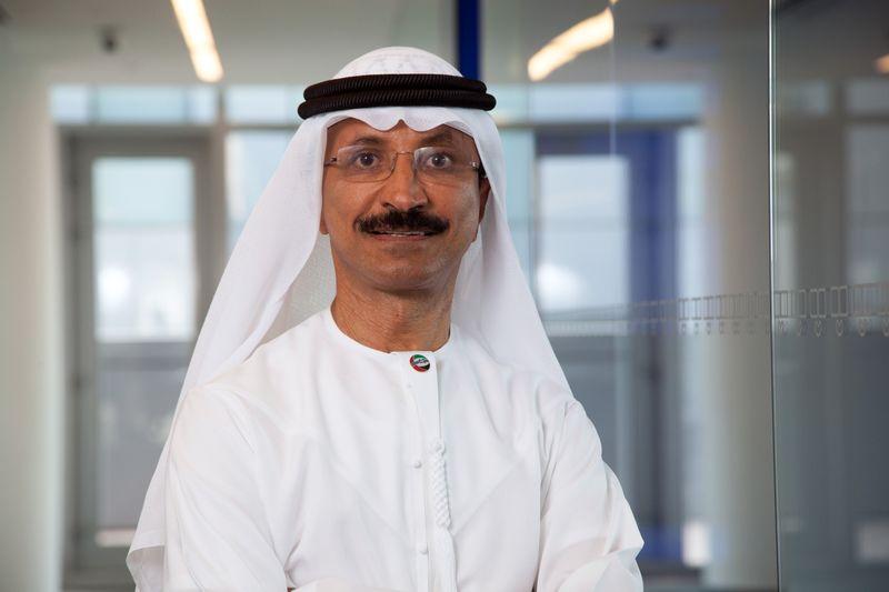 Sultan Ahmed Bin SulayemPhotographer: Razan Alzayani/Bloomberg