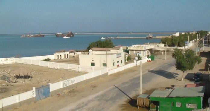 Berbera Port Brewing Tension Between Somaliland And Somalia SANYO DIGITAL CAMERA