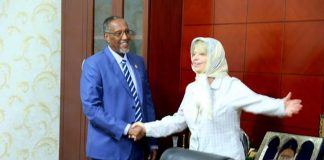 UK State Minister for Africa and Commonwealth Visits Somaliland