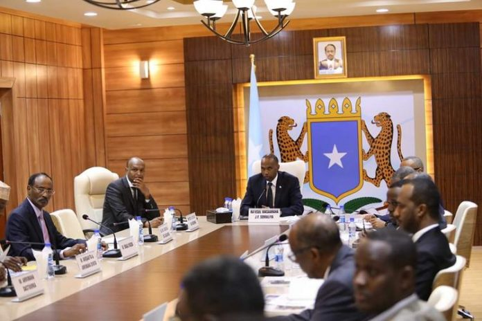 Somalia's cabinet on Monday approved a budget of 340 million U.S. dollars for the 2018/2019 financial year which is 65 million dollars more than the previous fiscal year.