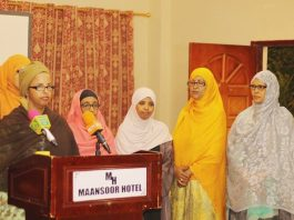 Somaliland Women rights activists call for President Bihi to end Gender Inequality in his government