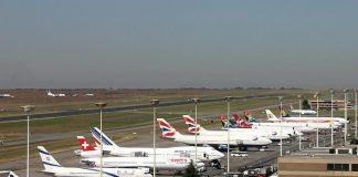 Jomo Kenyatta Airport Photo