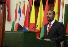 Ethiopia Prime Minister Abiy Ahmed. [File, Standard]