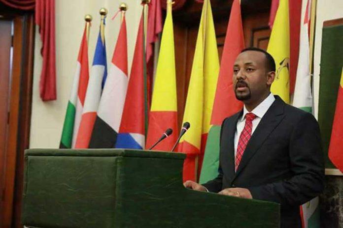 Ethiopia Prime Minister Abiy Ahmed. [File, Standard]