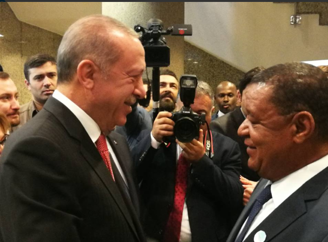 Ethiopia-Turkey Relation Getting Stronger In Trade, Investment: President Mulatu