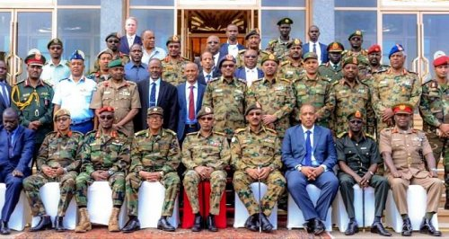 IGAD Military Leaders Decide To Assess South Sudan's Security Situation