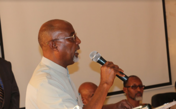 Somaliland is on the verge of joining the league of oil producing nations according to the country's minister for energy and minerals Jama Mohamoud Egal